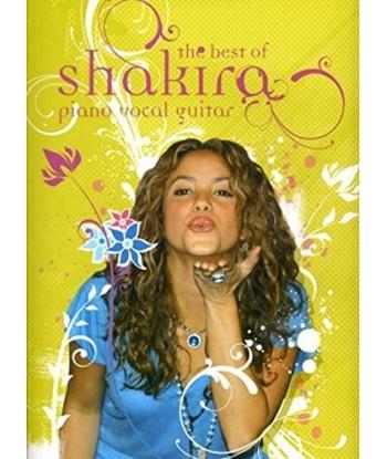 The Best of Shakira Piano...