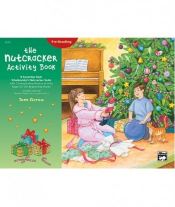 The Nutcracker Activity Book