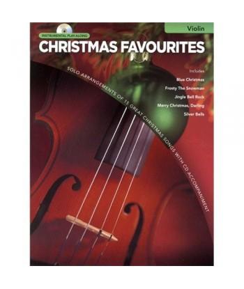 Christmas Favourites Violin