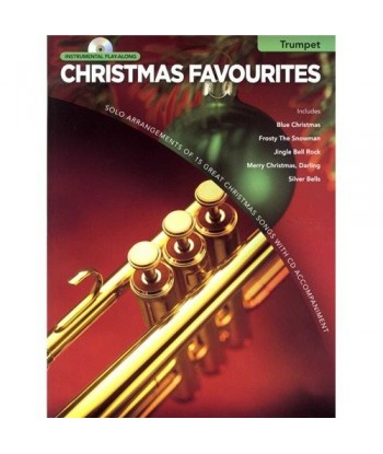 Christmas Favourites Trumpet