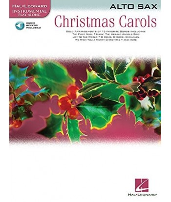 Christmas Carols Alto Sax