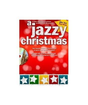 A Jazzy Christmas Alto Sax...