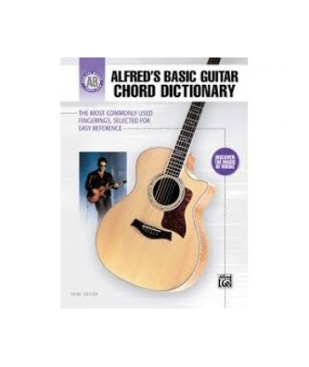 Alfred's Basic Guitar Chord...