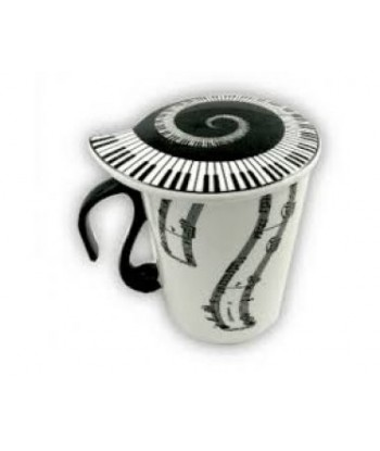 Mug And Lid (Vertical Music...