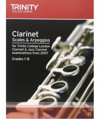 Clarinet Scales & Arpeggios...