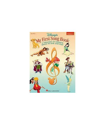 Disney's My First Song Book...