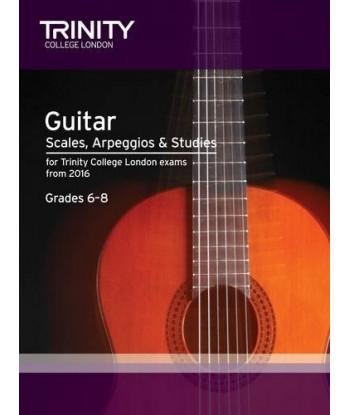 Guitar Scales, Arpeggios &...