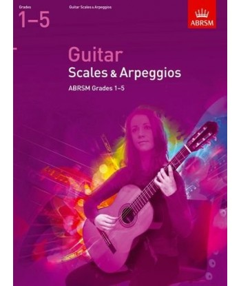 ABRSM Guitar Scales &...