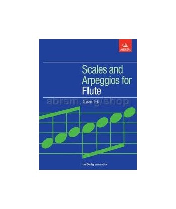 ABRSM Scales and Arpeggios...