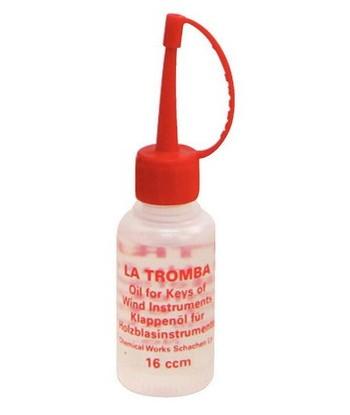 La Tromba Oil for Keys of...