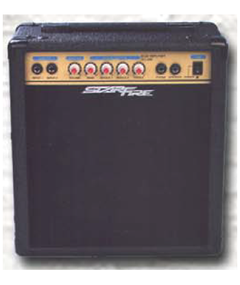 Starfire TEC-20G Amplifier...