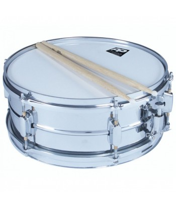 JHS Snare drum in nickle