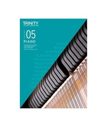 G5 Trinity Piano Exam...