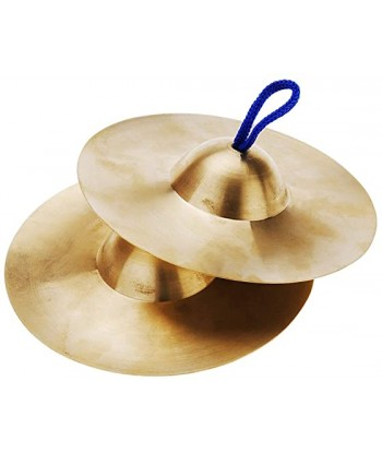children percussion cymbals