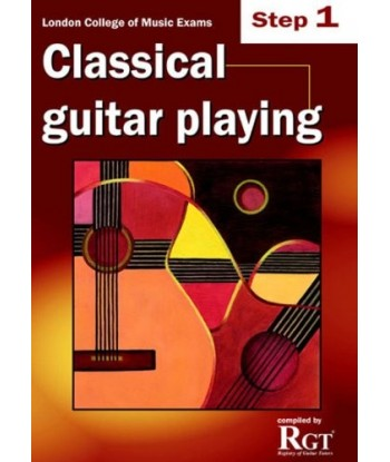 Classical Guitar Playing...
