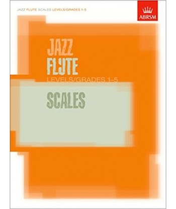 ABRSM JAZZ FLUTE SCALES...