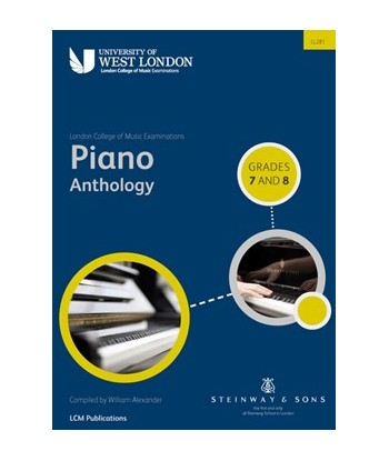 LCM Piano Anthology Grades...