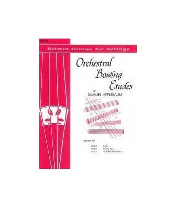 Orchestral Bowing Etudes