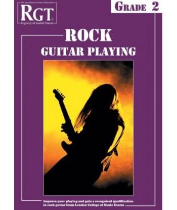 Rock Guitar Playing Grade 2