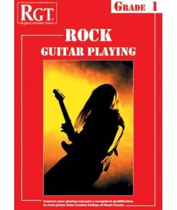 Rock Guitar Playing Grade 1