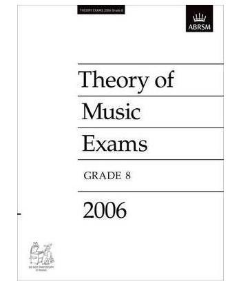 Abrsm Theory of Music...