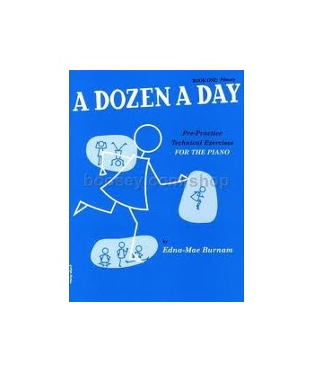 A Dozen A Day Book One:...
