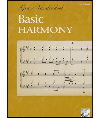 Basic Harmony 2nd Edition