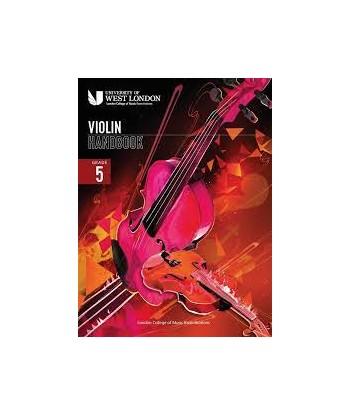 Violin Handbook  LCM Grade 5