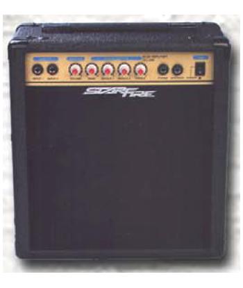 Starfire TEC-40B Amplifier...
