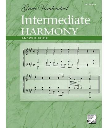 Intermediate Harmony Answer...