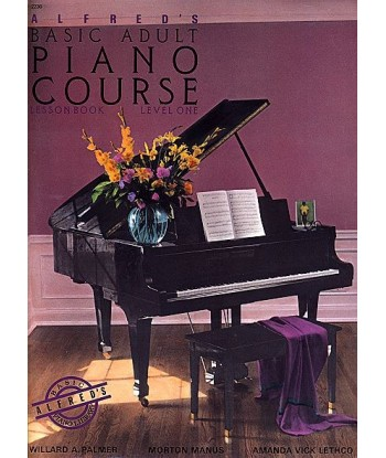 Alfred's Basic Adult Piano...