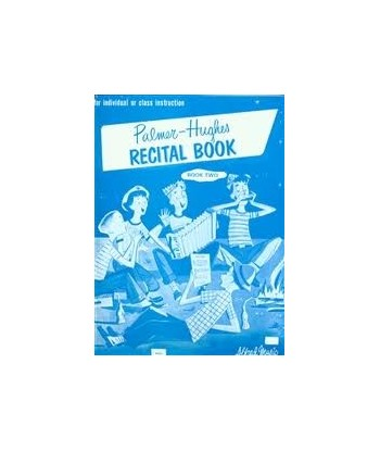 Palmer-Hughes Recital Book...
