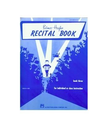 Palmer -Hughes Recital Book...