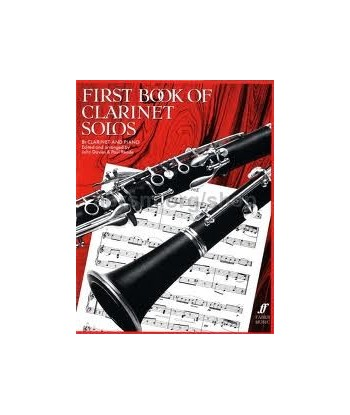 First Book of Clarinet...