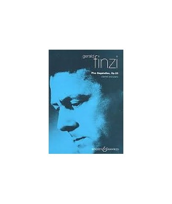 Gerald Finzi Five...