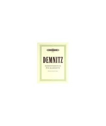 Demnitz Elementary School...