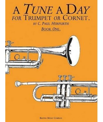 A Tune A Day for Trumpet or...