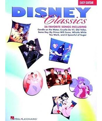 Disney Classics Easy Guitar
