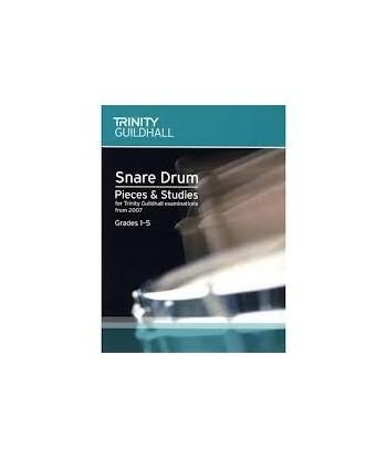 Snare Drum Pieces & Studies...