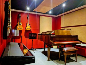 MedMusic Studio at Iklin