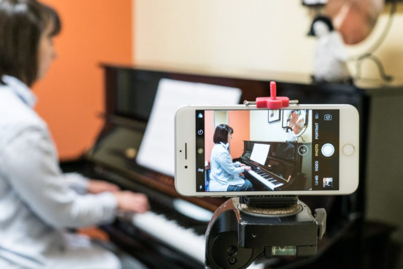 Trinity Music Digital Exams - How to Upload your Exam Video and How to Check for your Result